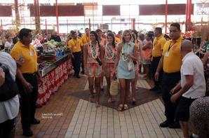2 ème jour : Camille et les 31 Miss sont  à Tahiti