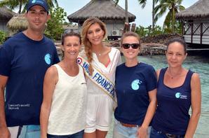 3 ème jour : Camille et les 31 Miss visite d'un orphelinat et shooting : La suite