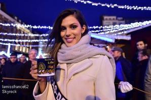 Camille et les 31 Miss au marché de Lille /  Camille et Jean Paul Gaultier donnent leur avis sur l'élection de Miss France 2016