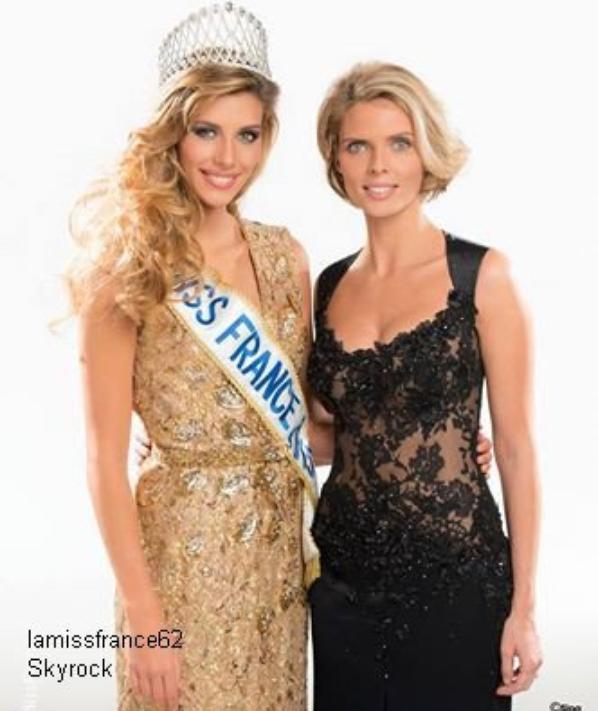 bande annonce de l'élection Miss France 2016 ,le 19 décembre / Camille et Sylvie sur la page de TF1,  pour répondre à vos questions