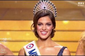 Iris Mittenaere   élue Miss France 2016