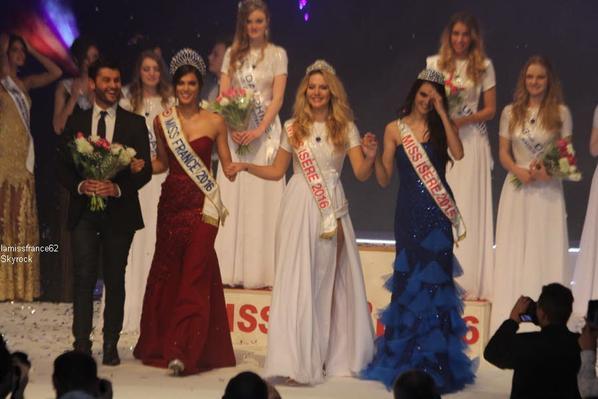 Cécilia Sans élue Miss Isère 2016