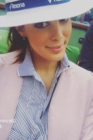 Iris a Roland Garros