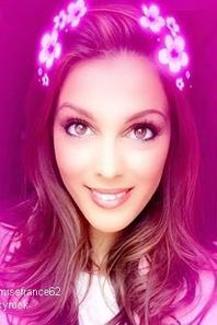 iris sur sur LCI , puis sur snapchat , ensuite elle va   l'élection de Miss Valenciennois