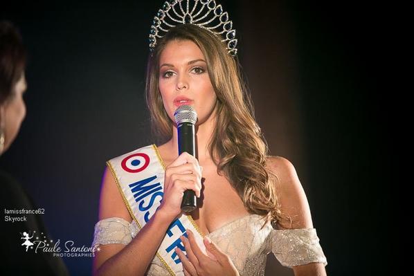 Laëtitia Duclos élue Miss Corse 2016