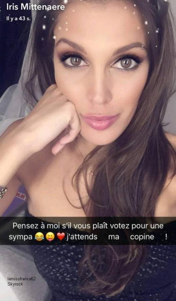 Les Miss en  répétions de L'Arena de Montpellier pour le show de miss france