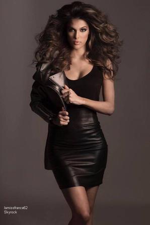Iris  favorite pour le titre de Miss Univers