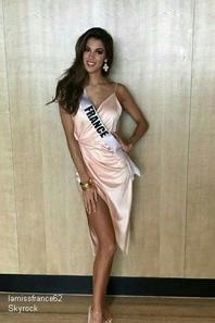 Iris pour Miss Univers : La suite
