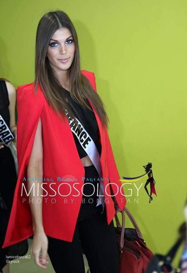 Pour Miss Univers