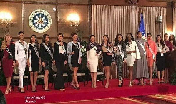 Pour Miss Univers : La suite