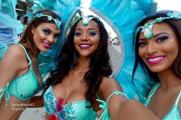 Iris  aux Îles Caïmans  : La suite