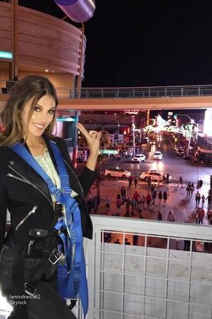 Iris  à Las Vegas