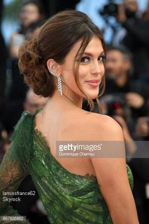 Iris au festival de Cannes