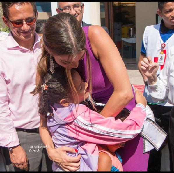 Magnifiques photos d'Iris en Equateut