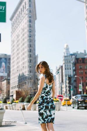 Iris  à New York