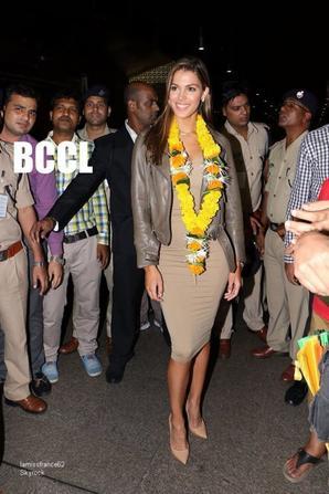 Iris en Inde