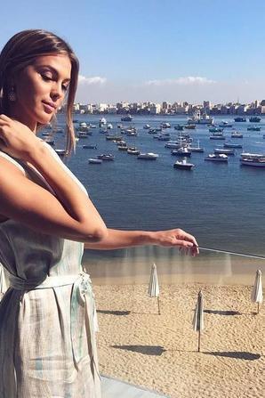 Iris en Egypte