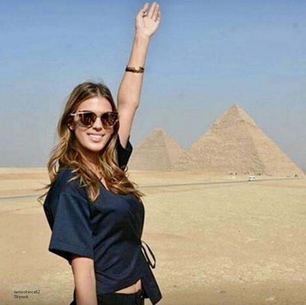 Iris en Egypte :  La suite