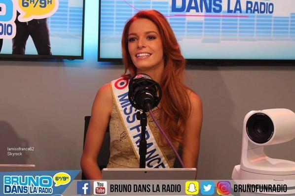 Maêva sur Fun Radio  , France 3 Hauts-de-France  , sur le JT de 13h avec Jean-Pierre Pernaut sur TF1