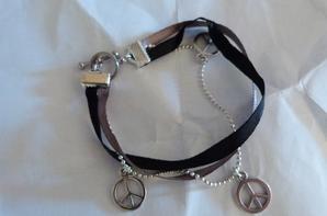 Bracelet Paix
