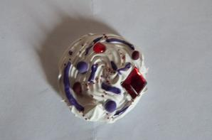 Broche Chantilly