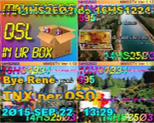 QSO SSTV-HS
