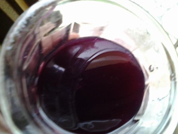 Gelee de violette