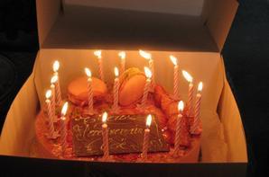 Mon anniversaire!!!!