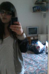 moi dans ma chambre chez mon padre