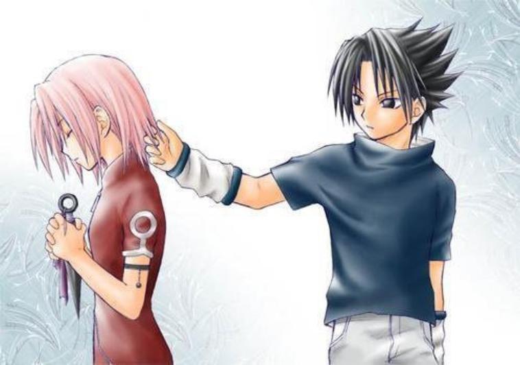 Team 7 (Naruto Shippuden), et couple Sasuke-Sakura (<3 <3 <3 <3 <3)