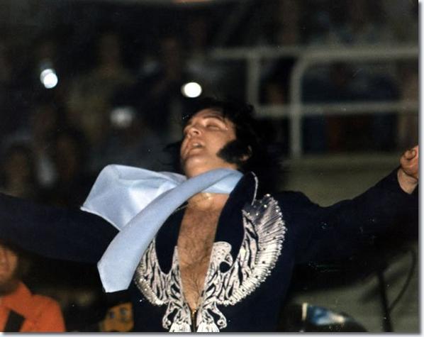 Elvis Presley  Freedom Hall Johnson City, Tn  March 18, 1976