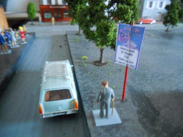 Un grand merçi à la municipalité pour son aimable autorisation de s'installer sur la grand'place.
