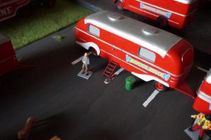 Les caravanes de direction