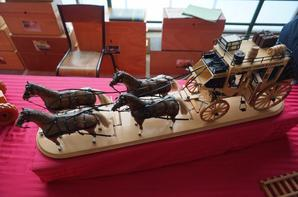 Salon du modélisme et de la maquette à Fougerolles du Plessis(53) 6