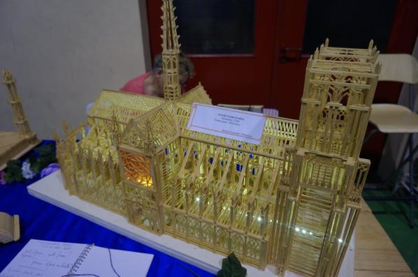 Salon du modélisme et de la maquette à Fougerolles du Plessis(53) 7