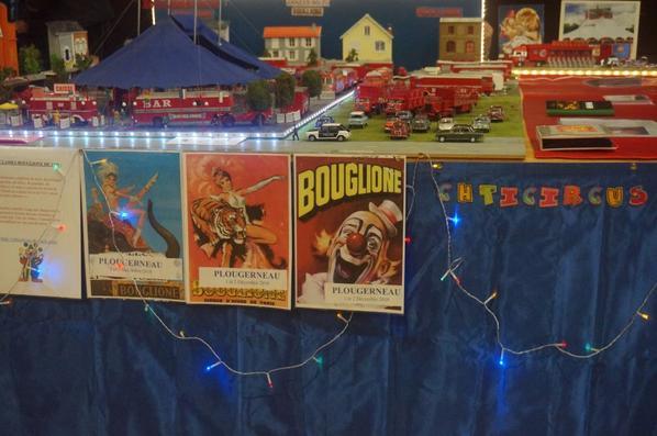 Salon de la maquette les 1 et 2 décembre 2018 à Plouguerneau(29)