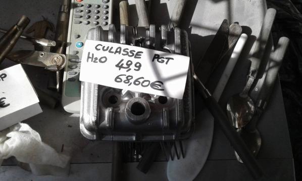Culasse(H2O)),Peugeot SPX !NEUF  !!
