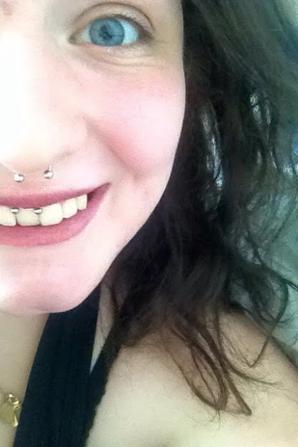 Mes piercings <3