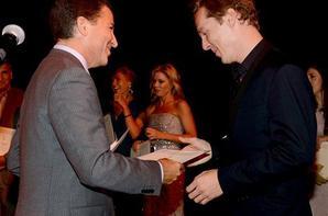 Benedict est nominé aux Emmy Awards 2012 dans la catégories « Meilleur acteur dans une mini série ou un téléfilm ». La cérémonie aura lieu ce soir. (13.09.2012). ++ Il était donc à la réception des Nominés aux Emmy Awards, le 21 septembre.