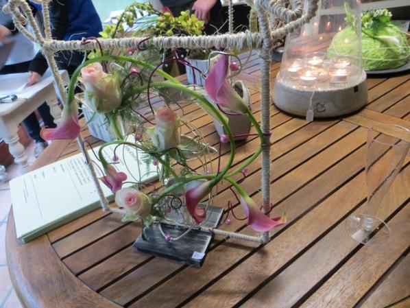 Inauguration d'une nouvelle fleuriste :)