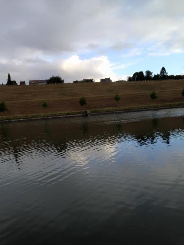 petite sortie canal du centre belgique