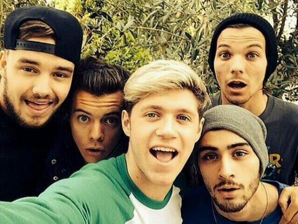 It's been 4years, 4 fucking years of happiness. 4years thats One Diection are together, 4years that my life or our lifes has been better and nicer. Thank you one direction