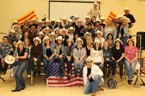 WORKSHOP ET BAL 14 MARS 2015 DES WESTERN COUNTRY CLUB
