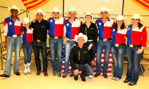 SUITE WORKSHOP AVEC LES SOUTHERN GANG CHEZ LES WESTERN COUNTRY CLUB 14 MARS 2015