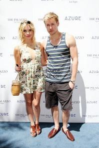 Ashley Benson At Azure Pool Party