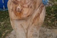 fabrique gants de boxe en bois