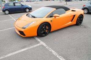 Lamborghini GALLARDO LP 520 SPYDER E-GEAR