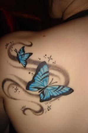ex de tatoo ke je vise je ve votre avis