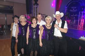 Nouvel An 2018 à Saessolsheim avec Texas Sidestep