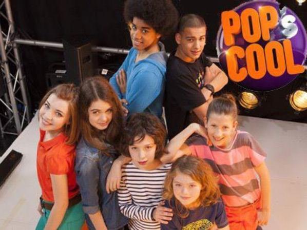 LE BADGE POP's COOL !